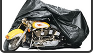 Custom Fit Motorcycle Covers