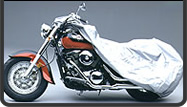 Semi-Custom Motorcycle Covers